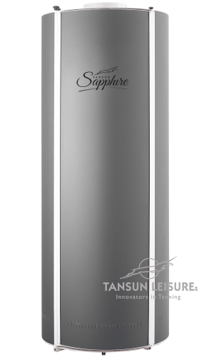 Tansun 2m Sapphire Professional vertical sunbed for commercial applications
