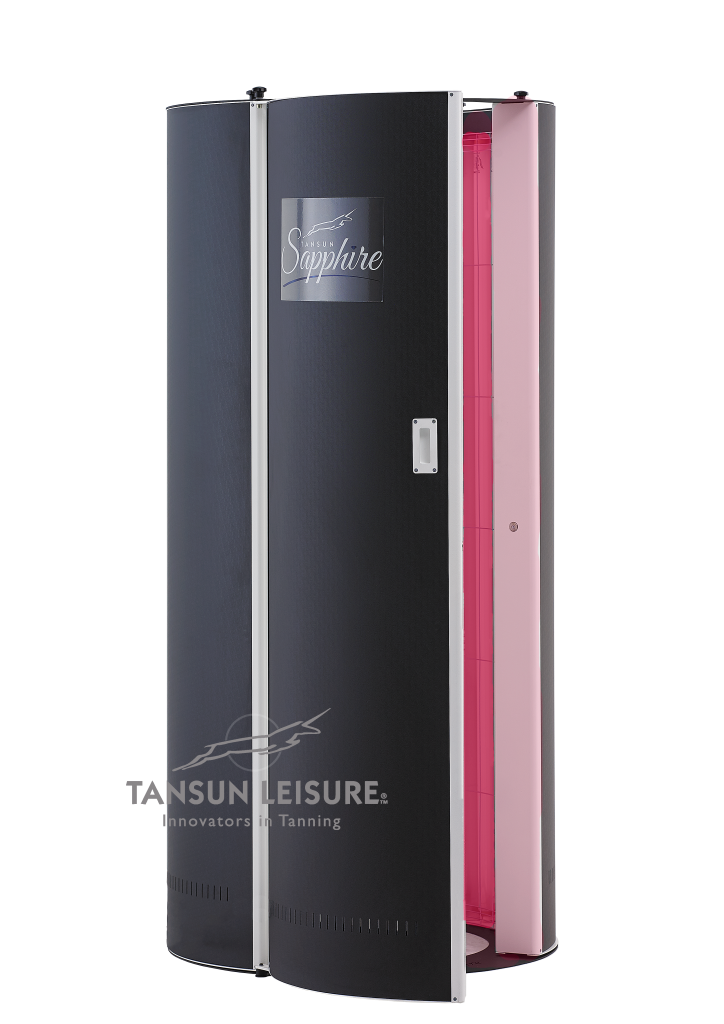 Tansun 6ft Sapphire -Collagen unit in Black