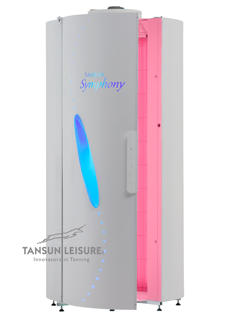 Tansun LED Symphony Collagen Unit in White