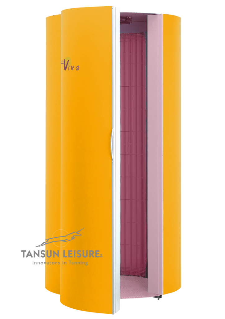 Tansun Viva Collagen Unit in Gold