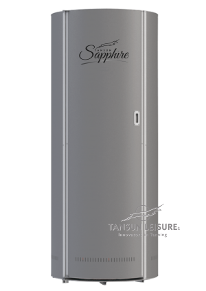 Tansun 2m Sapphire Domestic in standard grey without top fan